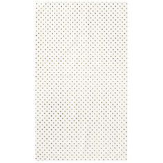 Chic Gold Glam Dots Tablecloth