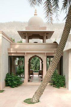 Amanbagh Gallery – Explore Our Luxury Rajasthan Resort – Aman - Modern Indian Architecture, Classical Architecture, Architecture Design, Pavillion Design, Outdoor Cabana, Indian Interiors, Small Luxury Hotels, New Interior Design, Home Room Design