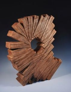 I like his style very nice Robyn Horn - 1227 Spiral Adjustment Curly Redwood,