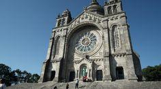Igreja de Santa Luzia -  Portugal - Viana do Castelo