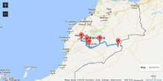 You'll be surprised how much you can see and do in just one week in Morocco. 3 perfect itineraries in Morocco's mountains, desert and coast. Complete with places to stay, route plans, maps and much more. #Morocco #RoadTrip #Travel Find out more by clicking on the following link: http://mowgli-adventures.com/one-week-in-morocco-itineraries