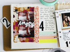 self paced 52 week art journaling online course from a beautiful mess