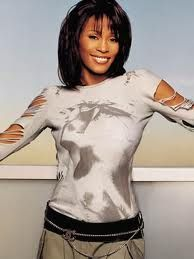 Whitney Houston~ And what a voice too!