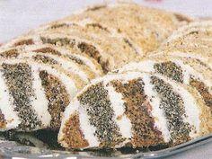 vcielkaisr-mojerecepty: Metrový koláč s tvarohovým krémom Tiramisu, Rum, Sugar, Bread, Ethnic Recipes, Food, Brot, Essen, Baking