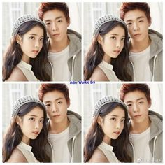 Bellos 😍 #IU #LeeHyunWoo Lee Hyun Woo, Bellisima