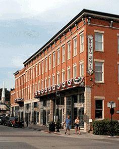 DeSoto House Hotel - Galena, IL