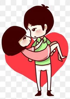 Romantic Hug, Romantic Scenes, Romantic Couples, Hug Cartoon, Couple Cartoon, Valentines Day Couple, Valentine Day Love, Hug Illustration, Cute Hug