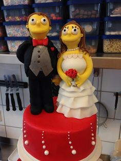 Simpson Wedding