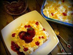 νηστίσιμο μιλφέιγ Greek Recipes, Treats, Cooking, Breakfast, Sweet, Desserts, Food, Sweet Like Candy, Baking Center