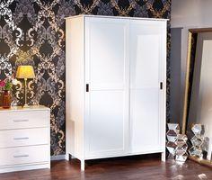 Schlafzimmerschrank  Details zu Kleiderschrank Schlafzimmerschrank Schlafzimmer weiß ...