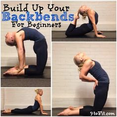 Build Up Your Backbends