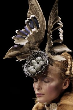 Birds Lee Alexander McQueen