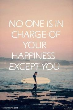 happiness quotes positive quotes quote ocean sun happy sunlight surfer