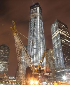 MUST WATCH - Incredible Eerie Sounds Heard Coming From One World Trade C...