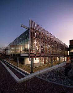 2009 Institutional Winner: Baldinger Architectural Studio, Inc. Tiles: Cooperativa Ceramica d'Imola