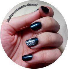 #nailart #moyoulondon http://esminailart.blogspot.com.es/2014/04/manicura-shimmer-con-moyou-london.html