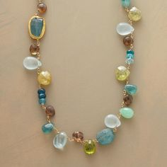 joie necklace. $1,200.00 by elinor