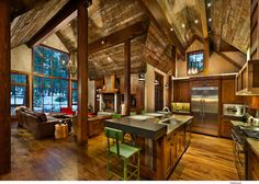 Reno Lake Tahoe Photographer For Architecture Interior Corporate Industrial Photography / Vance Fox | Vance Fox Photography