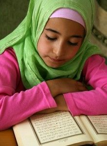 A mom's daughter is 9 and struggles with Islam. She wants to know how we know Quran is true?