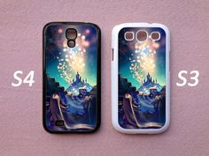 Samsung Galaxy s4 case, Samsung Galaxy s3 case,Disney Tangled,lattern,Galaxy s3 gear case, Galaxy i9300 case,cover skin case,personalized on Etsy, $13.99