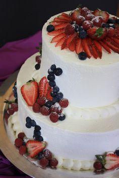 tres leches wedding cake | New Cake Ideas