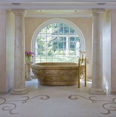 that's not a tub, that's a pool