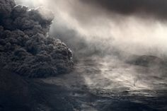 Volcanic material flows from Mount Sinabung, as seen from the village of Jeraya, North Sumatra, Indonesia on June 26, 2015. Mount Sinabung intermittently spewed burning ash and gas a week after authorities told residents to evacuate the danger zone that lay with within a radius of seven kilometers (4.4 miles) from the crater.   This photo is the Grand Prize winner of our 13th Annual Photo Contest. See all of the winners and finalists here.