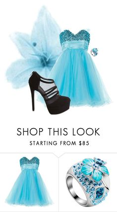 """""""#236"""" by nora-wennberg1999 ❤ liked on Polyvore featuring Anoushka G and Charlotte Russe"""