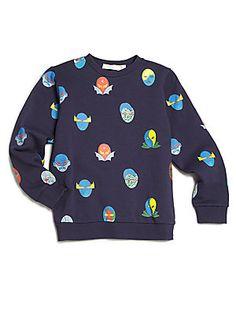 Stella McCartney Kids - Toddler's & Little Boy's Billy Printed Sweatshirt