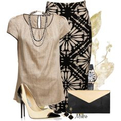 """""""Back to Work ..."""" by mrsbro on Polyvore"""