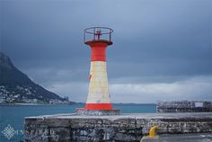 Image result for kalk bay harbour light house