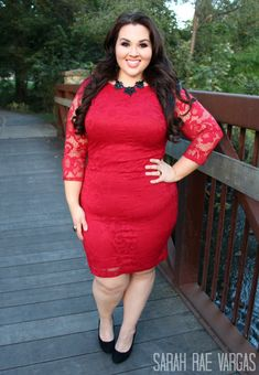 Lookbook: Fall Dresses from Fashion To Figure