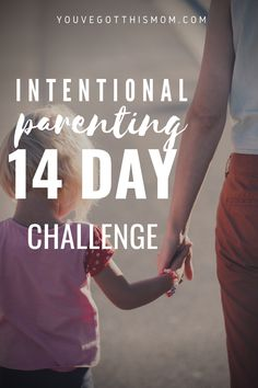 Want to be more present with your kids? Check out my 14 day challenge to help you be a more intentional mom.