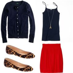 """""""Teacher OOTD"""" by southernbelle on Polyvore"""