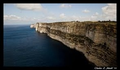 Ta Cenc cliffs in Gozo - Malta
