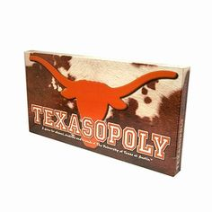 Of course, Texasopoly exists. Why shouldn't it?