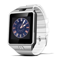 Special Offers - Luxsure DZ09 Bluetooth Smart Watch Wrist Wrap Watch Phone with Camera Touch Screen for Samsung Galaxy S4/S5/S6 HTC and iPhone 5 iPhone 6/6 PLUS Smartphones(White) - In stock & Free Shipping. You can save more money! Check It (March 25 2016 at 04:56PM) >> http://hrmrunningwatch.net/luxsure-dz09-bluetooth-smart-watch-wrist-wrap-watch-phone-with-camera-touch-screen-for-samsung-galaxy-s4s5s6-htc-and-iphone-5-iphone-66-plus-smartphoneswhite/