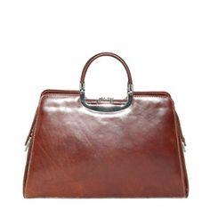 Alina Bag Dark Brown, 109€, jetzt auf Fab.