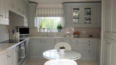 1909 Kitchens  grey partridge