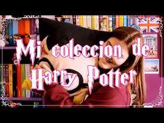 Mi colección de Harry Potter | El olor a libro nuevo - YouTube