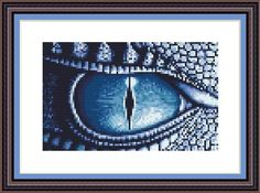 Dragon's Eye Cross Stitch - Celtic Rose