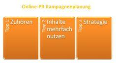 #OnlinePR Kampagnen helfen Unternehmen ihr Image zu verbessern, Vertrauen zu gewinnen und die Zielgruppen zum Handeln zu bewegen. Wie Sie mit einer strategischen Kampagnen-Kommunikation diese Ziele erreichen und die Öffentlichkeit von Ihren Produkten und Dienstleistungen überzeugen, erfahren Sie in 3 Tipps: http://pr.pr-gateway.de/3-tipps-fuer-die-online-pr-kampagnenplanung.html #PR