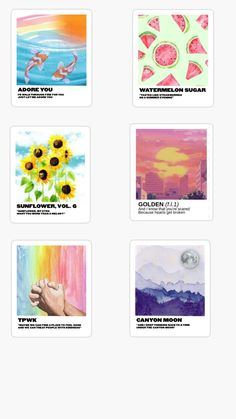 One Direction Art, Homemade Stickers, Minimal Wallpaper, Polaroid Pictures, Phone Stickers, Graphic Design Posters, Beauty Art, Wall Collage, Diy Art