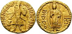Coins of Kanishka, Kushan king