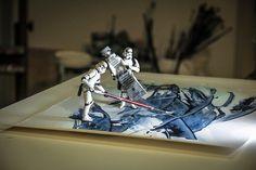Art Wars © Tony Leone