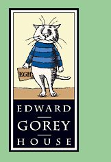 Edward Gorey House- Celebrating the life and works of American author & illustrator Edward Gorey