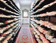 IMELDA MARCO, Yes HER SHOES!!!   Puts, all shoe closets to shame!