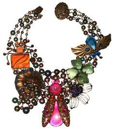 Halskette Collier