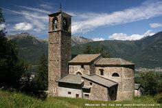 Chiesa di San Gottardo - Alfaedo  #valtellina #chiese