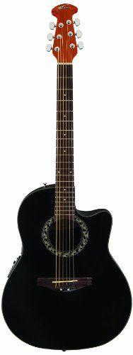 Ovation AB245 AcousticElectric Guitar Applause Balladeer Cutaway Dreadnought -- Check out this great product.Note:It is affiliate link to Amazon.